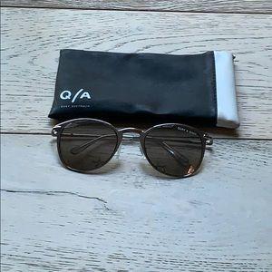 Quay Australia Accessories - QUAY x SHAY Domino Sunglasses